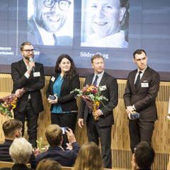 3nine yksi viidestä ehdokkaasta Smart industry -palkinnon saajaksi
